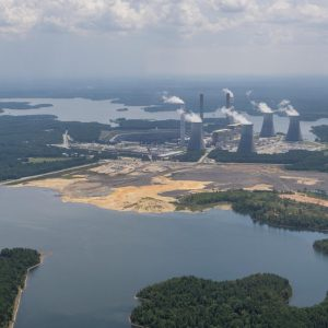 """How One Town's Life With Coal Ash Inspired A Georgia Bill"""