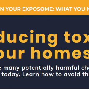 What Chemicals are in your Exposome?