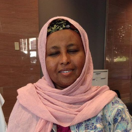 Nasra Mirreh