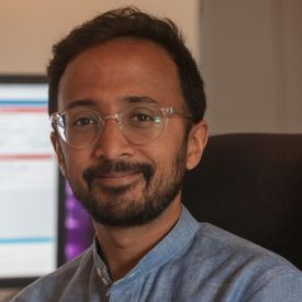Ajay Pillarisetti, PhD